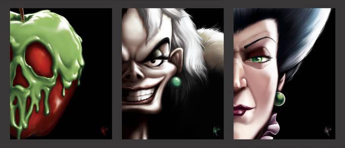 Disney Villain Covers pt. 2