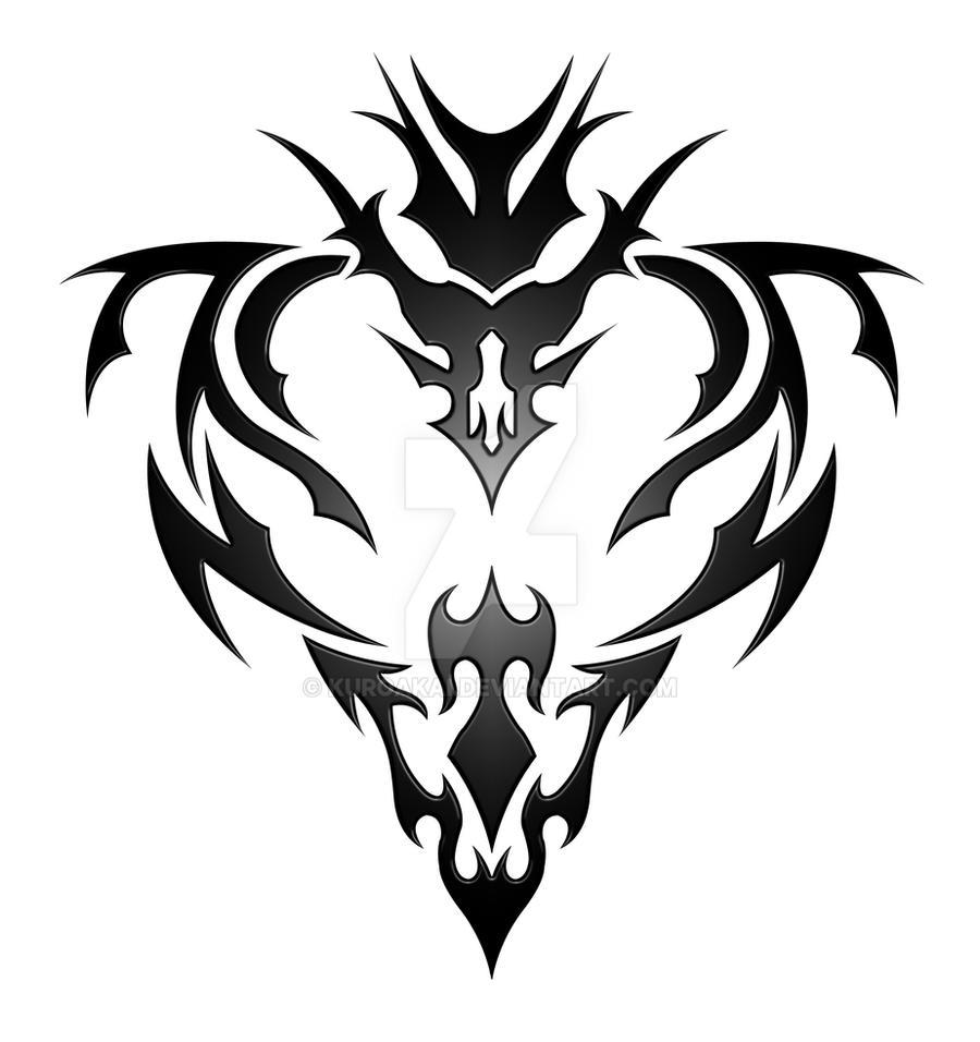 Dragon Heart Tribal v3