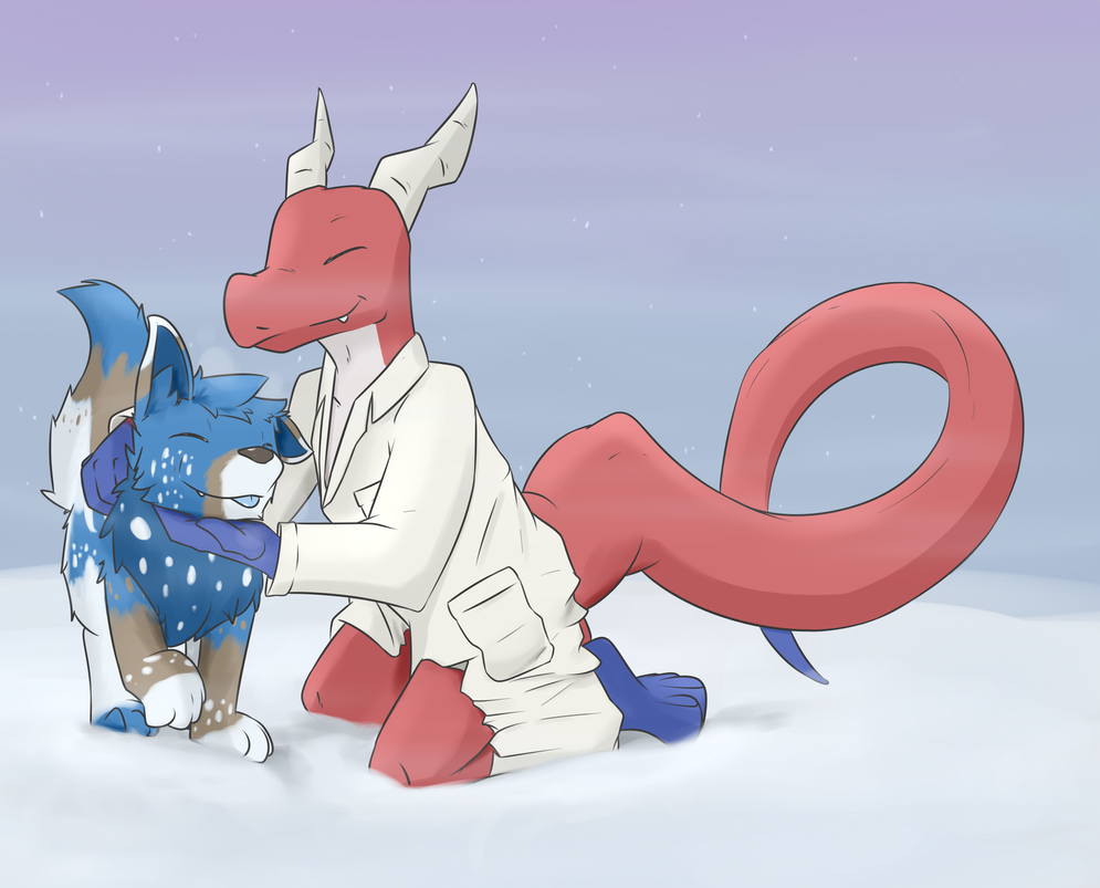 Snow by TheFurret