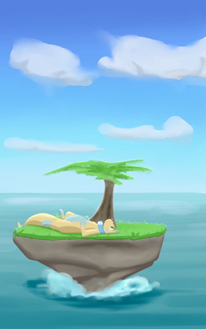 Ocean by TheFurret