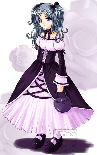 the gallery for gt anime gothic princess