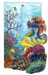Three Mermaids