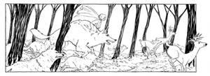 Wolves of Danu- Inks