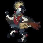 Messenger Bird by RachelCurtis