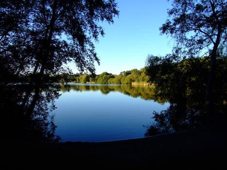 Idyllic Lakeside View