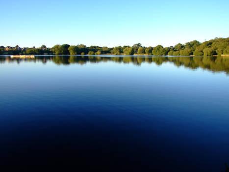 Peaceful, Clean Lake