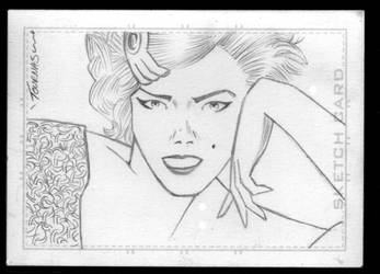 sketch card 1 by Picturecar