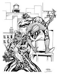 Guiles Venom Vs Spidey