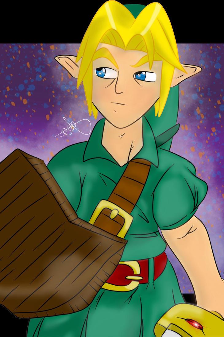 Zelda by Frosty-Art