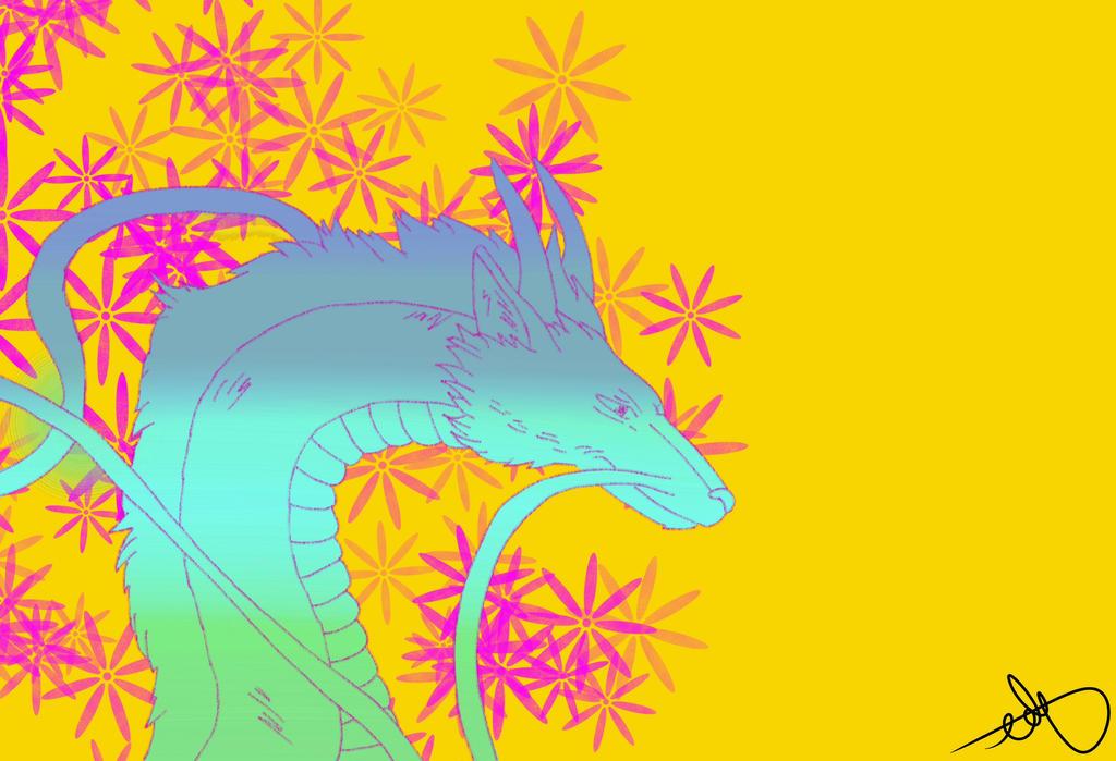 Dragon Gradient by Frosty-Art