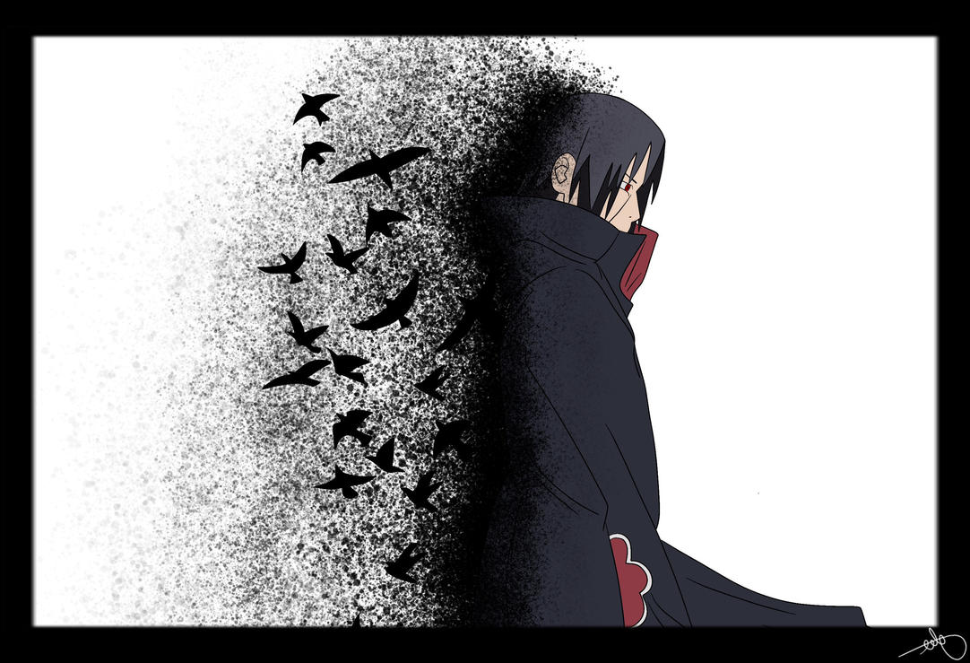 Naruto - Itachi by Frosty-Art