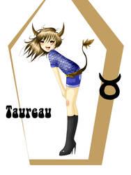 ZODIAC: Taurus by Loli-Chaan