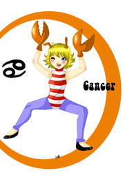 ZODIAC: CANCER by Loli-Chaan