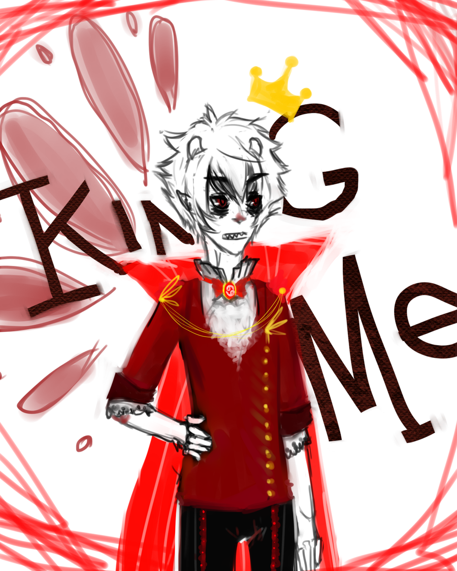King KK by cookietheslayer