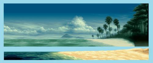 Background - Beach