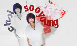 Wallpaper 05 - Choi Sooyoung
