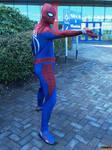 Nathan - Spiderman Action Shot