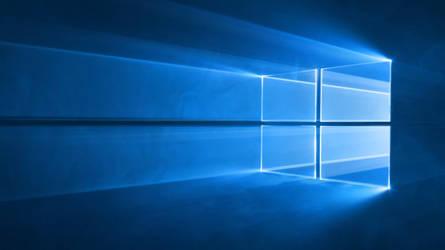 Windows 10 default wallpaper - Hero