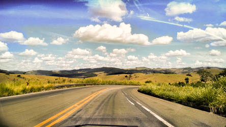 Road scape