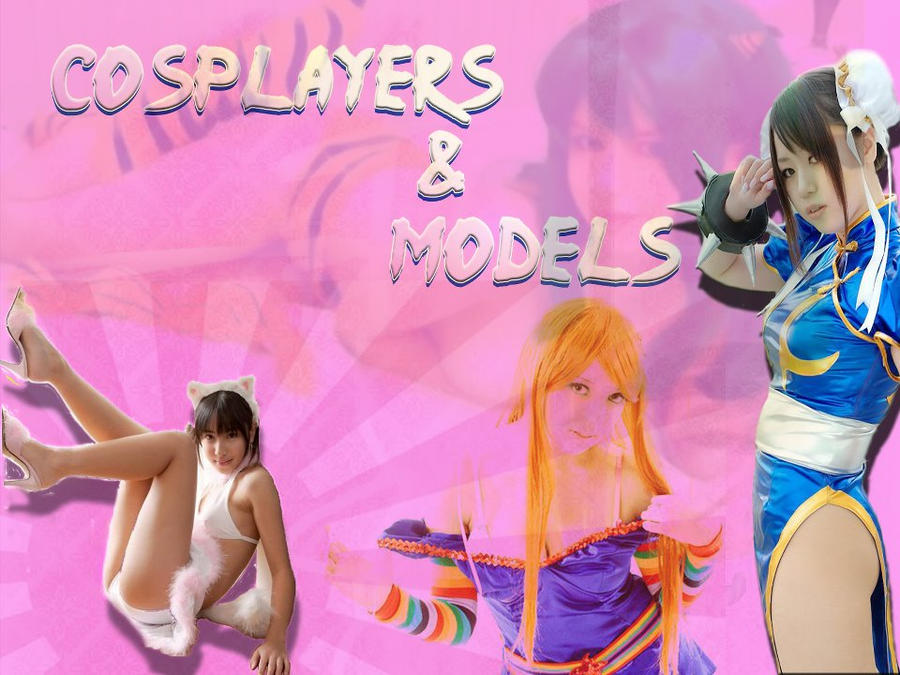 Cosplayers And Models 2 by Cosplaymodeling