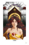 The Empress Card - Mary