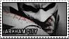BATMAN ARKHAM CITY STAMP by abramoxd