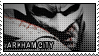 BATMAN ARKHAM CITY STAMP by abramoxd