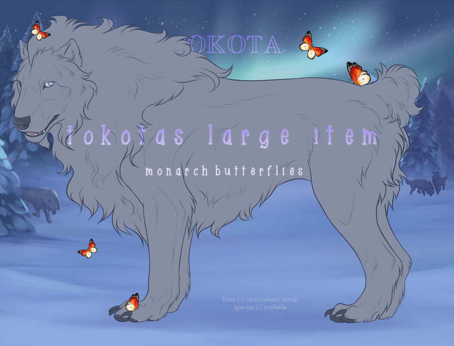 Tokotas Large Item Butterflies Free To Use By Tulua