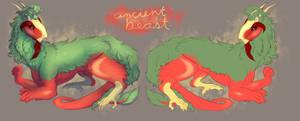 Bega Guest Artist: Ancient Beast (Auction)