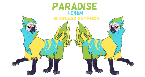 2019 Paradise Ref