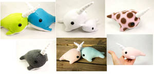 New Colored Narwhals Dump