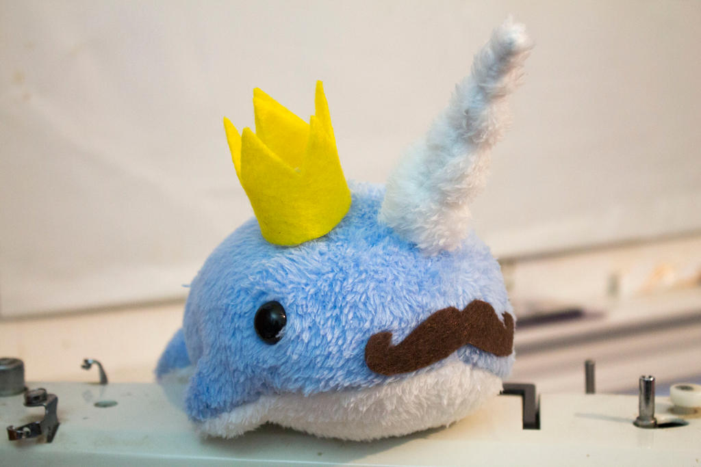 King Narwhal by BeeZee...