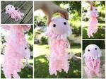 Pink Jellyfish Plushie