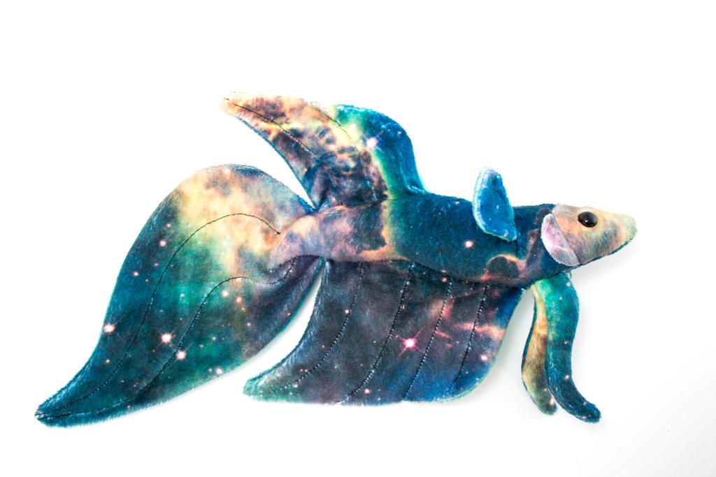 Galaxy Betta 5 by BeeZee-Art