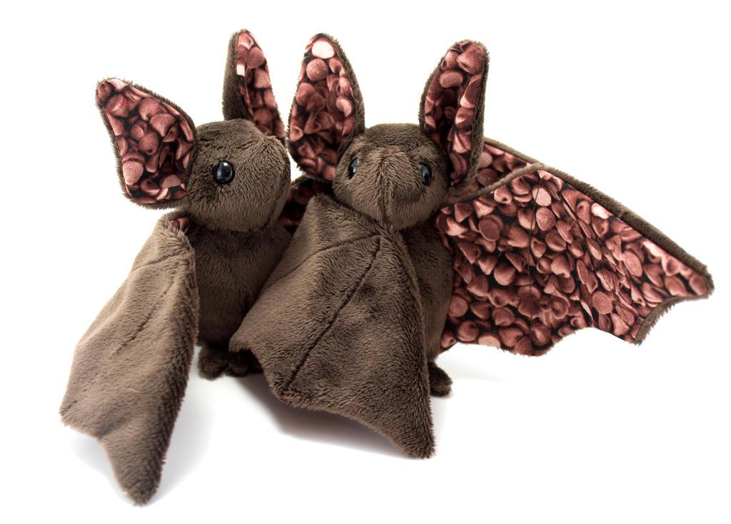Chocolate 'Fruit' Bats by BeeZee-Art