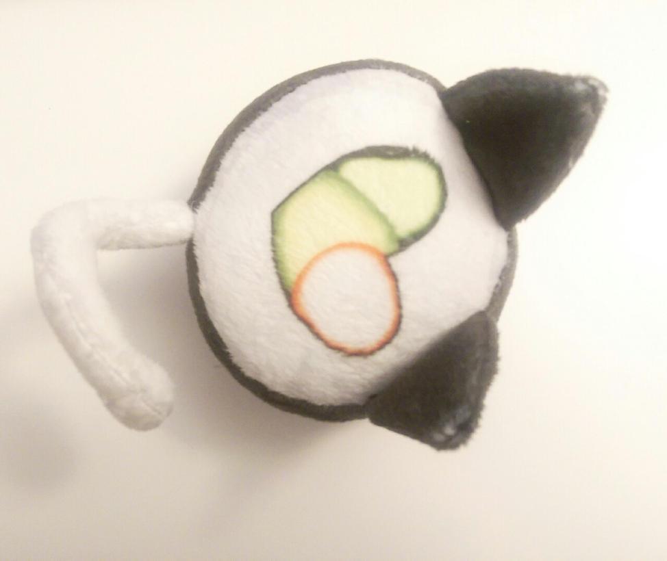 Sushi Cat Top by BeeZee-Art