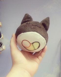 Sushi Cat Bottom by BeeZee-Art