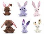 Bunny Group Photo