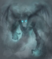 SHADOW DEMON by EdPalhares