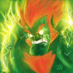Blanka by EdPalhares