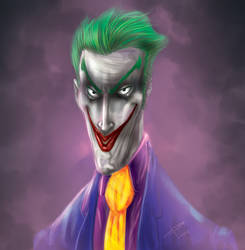 The Joker by EdPalhares