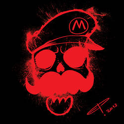 Dead Mario by EdPalhares