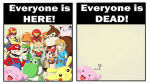 Everyone was here!