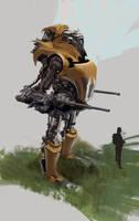 Robot by TnRR21
