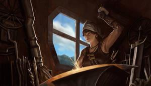 Blacksmith Sua Lai by TnRR21