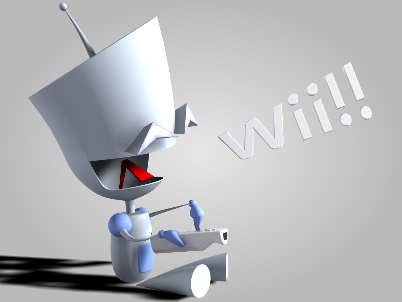 Wii wallpaper 10 by S3R