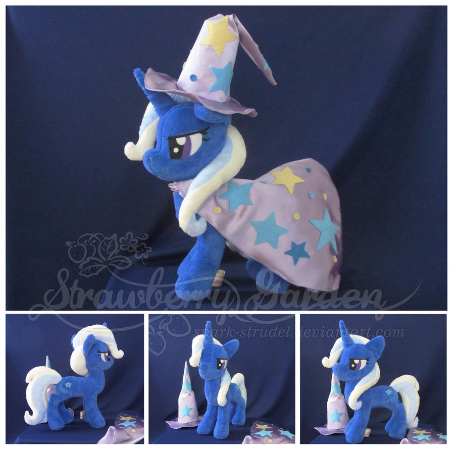 The Great and Powerful Trixie by Spark-Strudel