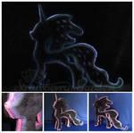 Tantabus plush, Glow in the dark