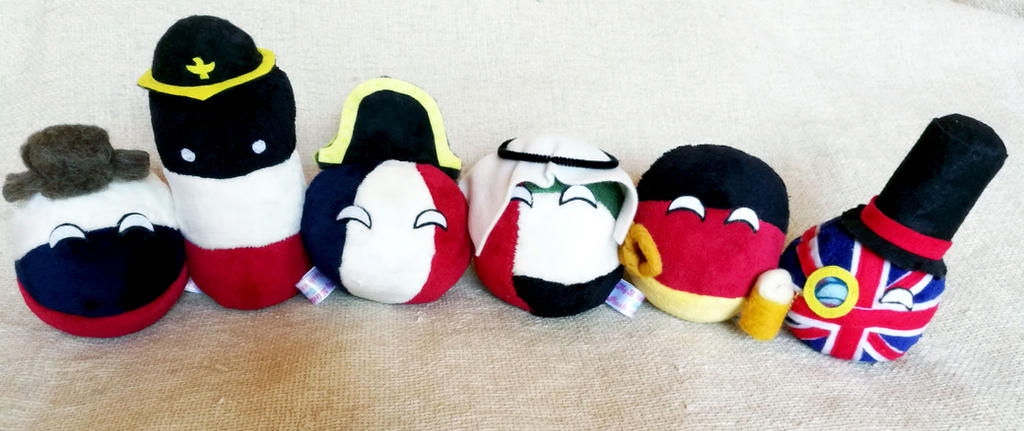new countryball plushies ive - photo #12
