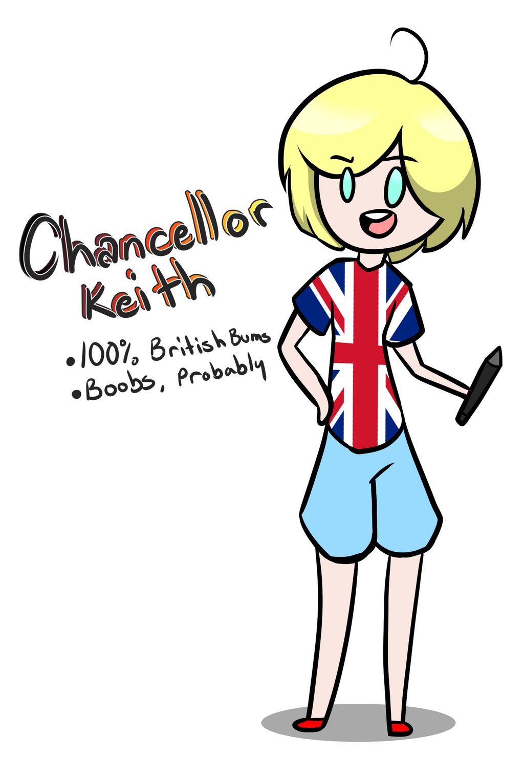 ChancellorKeith's Profile Picture